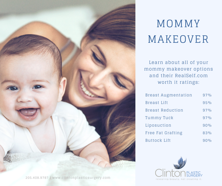 Mommy Makeover Options