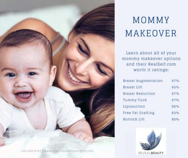 Mommy Makeover Procedures